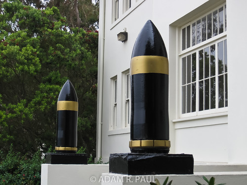 Bullet sculptures