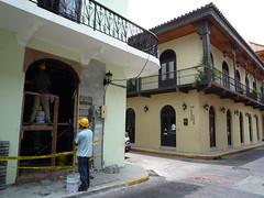 Panamas Altstadt wird saniert