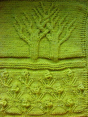Baby Tree of Life Blanket
