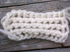 Fancy Tricot Stitch