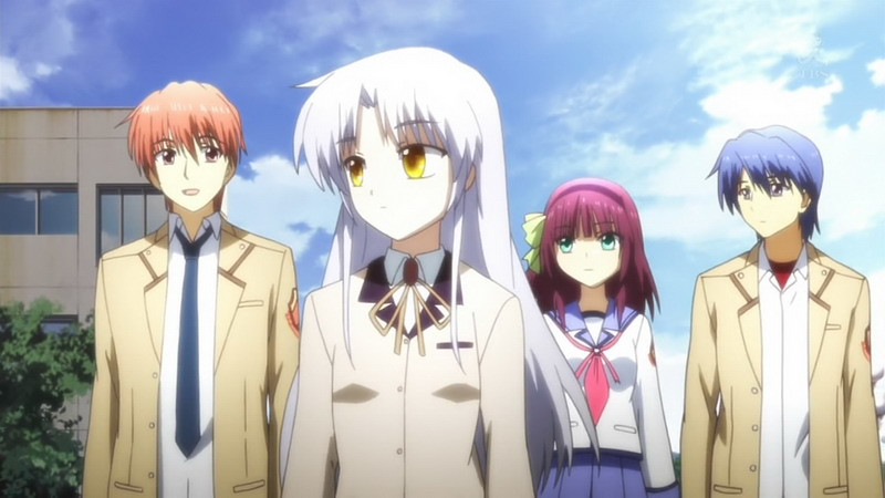 Angel Beats! Episode 13 - 04