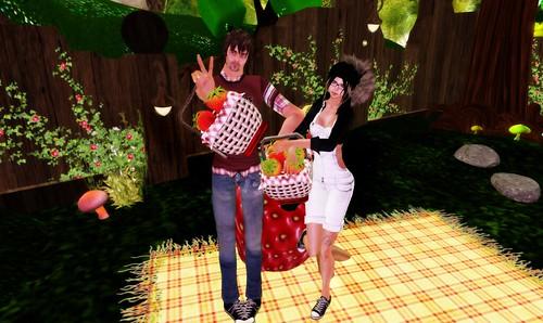 Magic of Oz/Ozimals Strawberry Festival Hunt