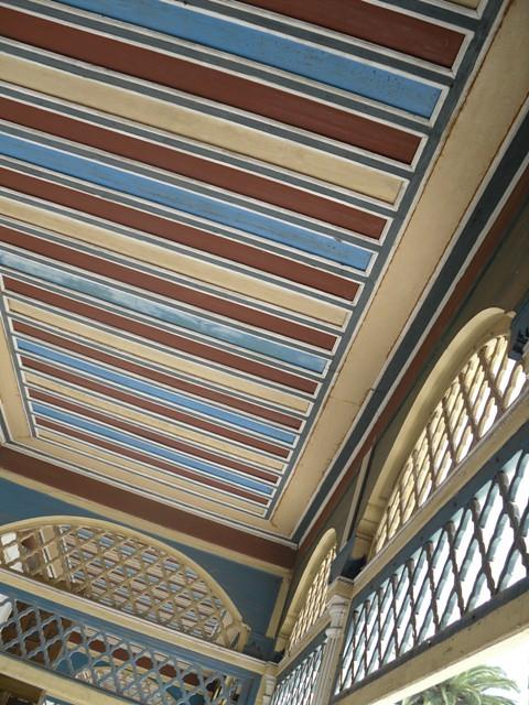 13 painted ceilings at Bahia