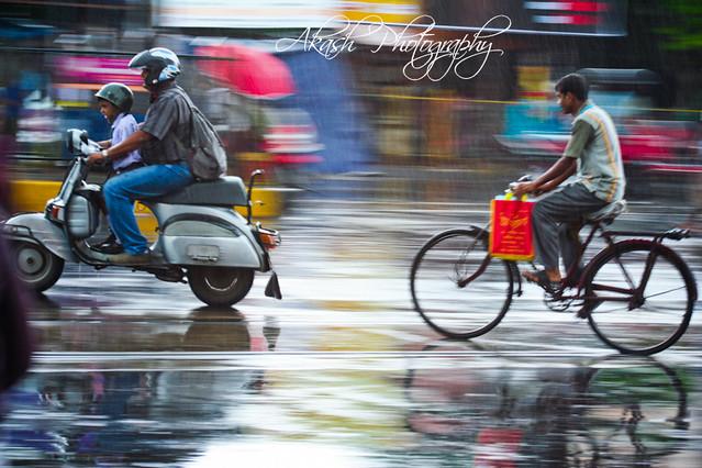 Rain Rain Kolkata