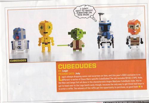 SDCC Cube Dudes