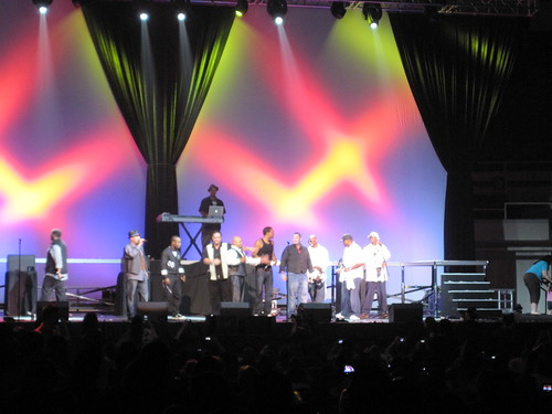 Summer Sizzle 2010:  All 4 One, Shai, Color Me Badd