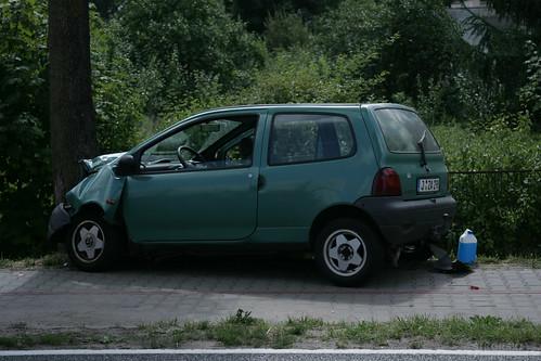 Wypadek / Bogdaniec / 29.07.2010