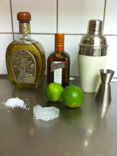 Making Margaritas