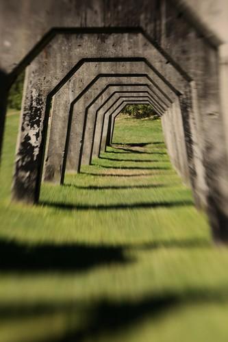Gasworks Park Arches