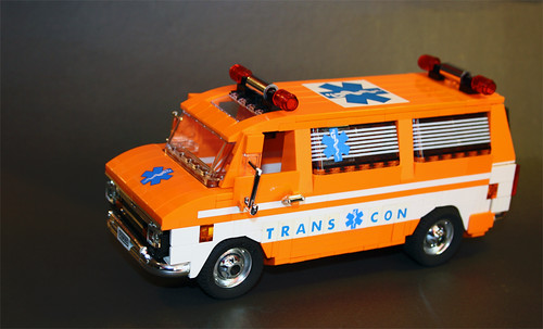 Cannonball Ambulance 1