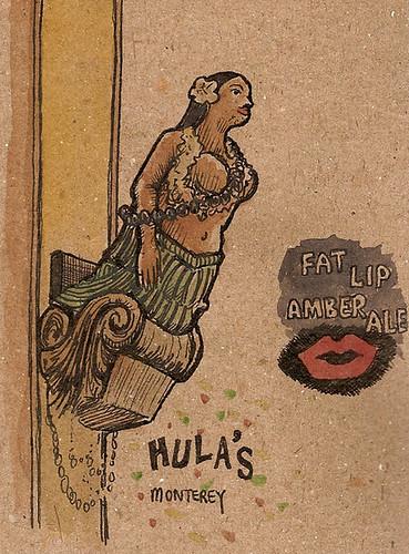 hula's, monterey