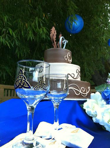 C&T's cake