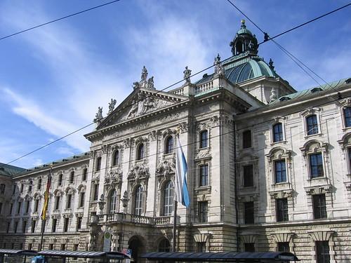 München Justizpalast