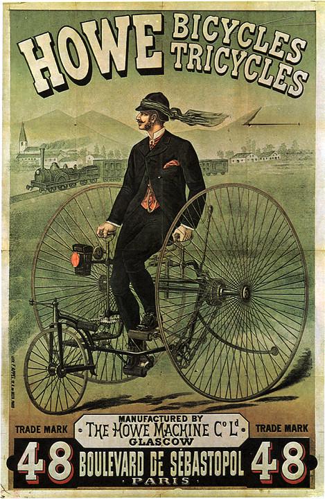 howe tricycles