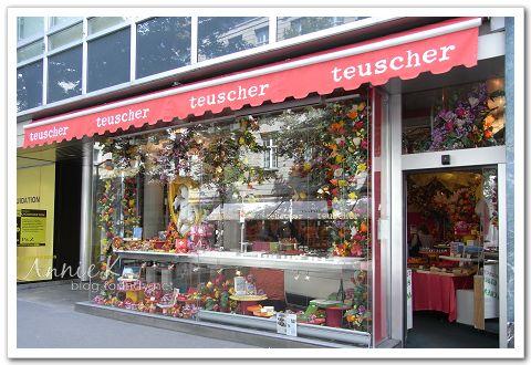 Teuscher 巧克力