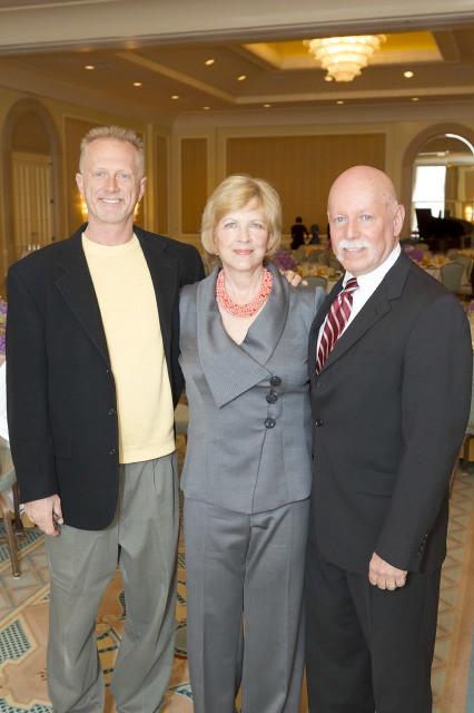 Eric Brizee, Cherie Mohrfeld, David Humphrey