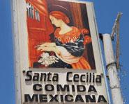 Restaurant Santa Cecilia