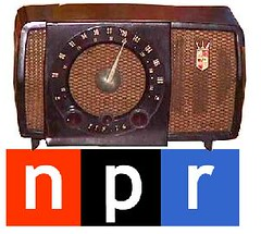 NPR. It stands for ... NPR.
