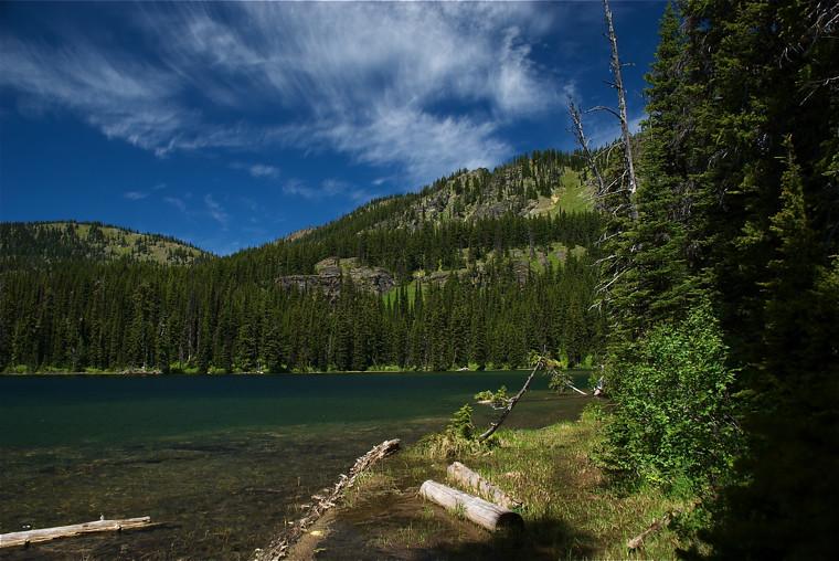 Cabin Lake