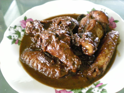 STP's masak hitam