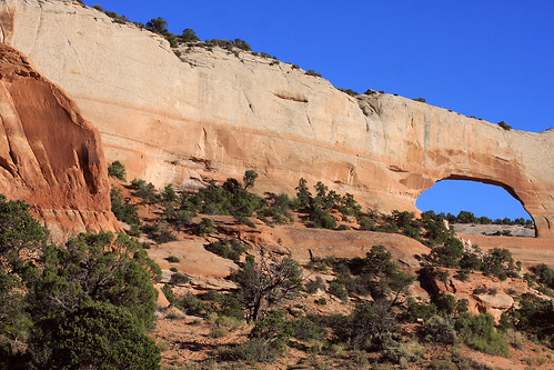 Arch in the Mountain, Utah