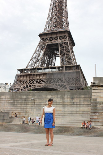the effiel tower!