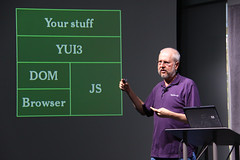 Douglas on Server-Side JavaScript and YUI 3