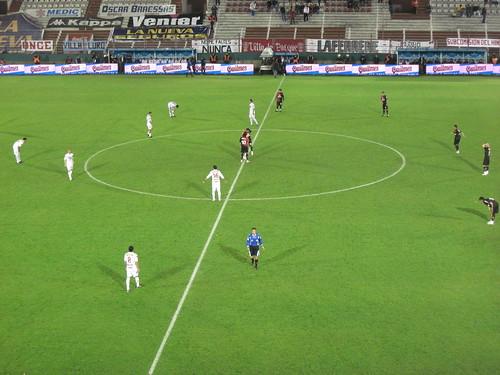 Huracán 1 - 1 Newell's Old Boys