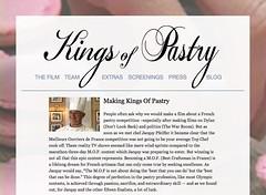 2010 CIFF Picks: Kings of Pastry