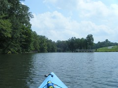 Lake Cunningham Dam