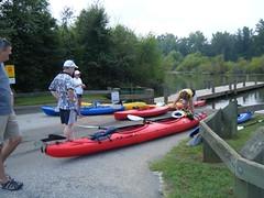 Launching at Lake Cunningham