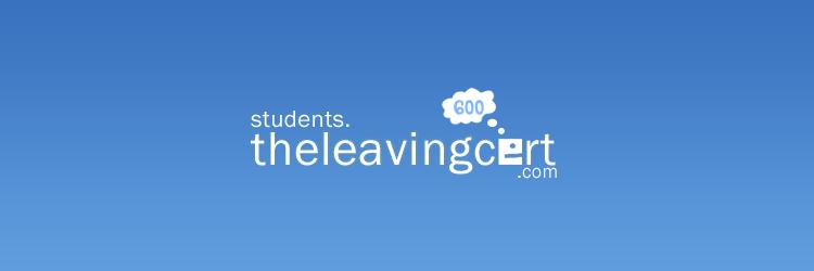 students.theleavingcert.com logo