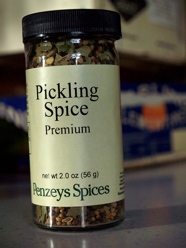 pickeling spices