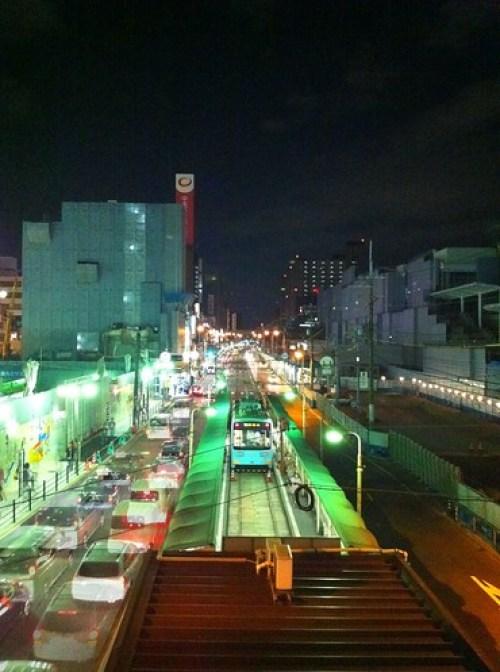 上町線天王寺駅前 - 2010.09.02