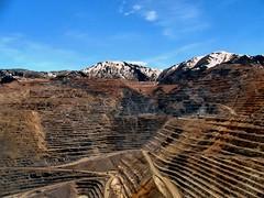 Bingham/Kennecott Mine
