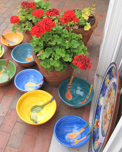 Ptown ceramic bowls
