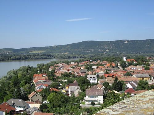 Road trip 0056 village Danube