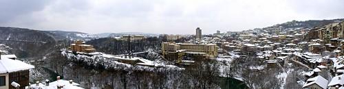 Veliko Turnovo Panorama