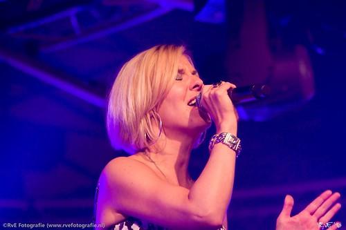 Mon Amour op Berghuisfestival in Kampen (01-10-2010).
