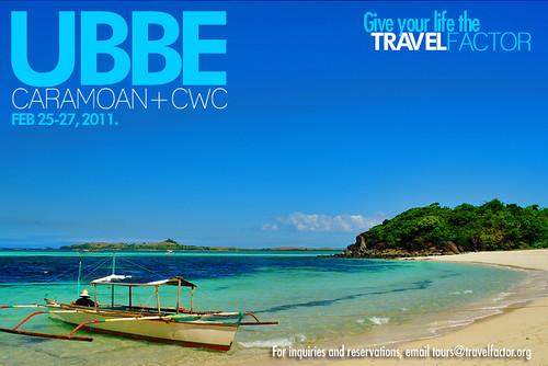 UBBE Caramoan+CWC FEB 25-27, 2011.