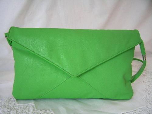 Handbag Lime Green