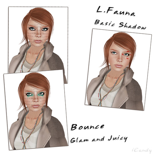 Makeup Demos - Bounce and Launa Fauna