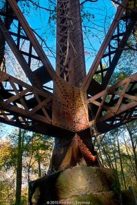 Abandoned Train Bridge (Downingtown) hdr 05