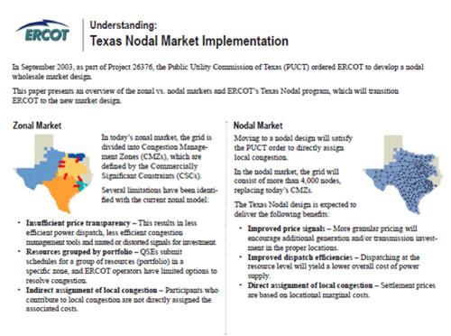 ERCOT_Understanding Texas Nodal Market Implementation