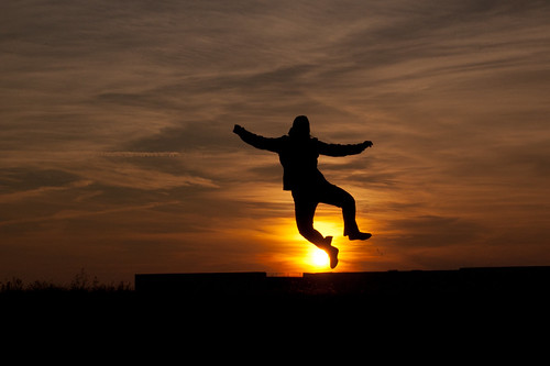 Sunset Heel Click