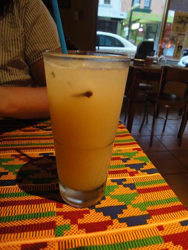 African Feeling: African ginger beer