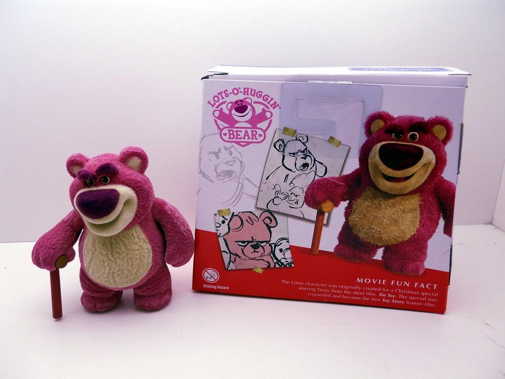 2010 sdcc toy story 3 lotso hug bear (2)