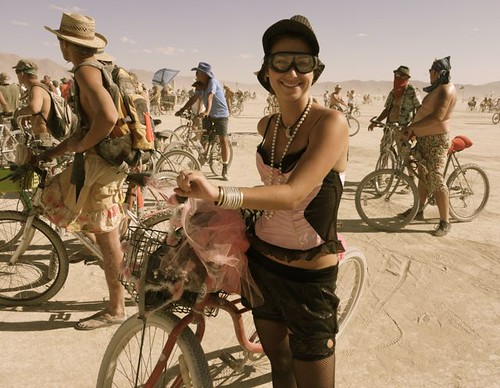 Burning Man - Julia Dimon