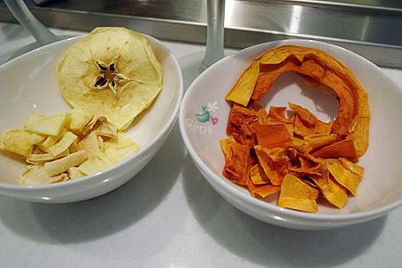 低溫乾燥的新鮮水果乾