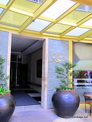 Two Serendra Entrance